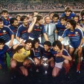 Euro 1984, France-Espagne, Trophée