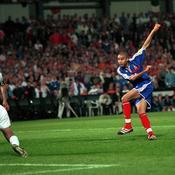 Euro 2000, France-Italie, But Trezeguet