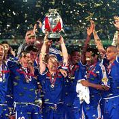 Euro 2000, France-Italie, Trophée