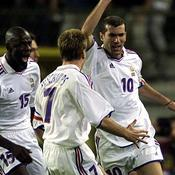 Euro 2000, France-Portugal, Joie Zidane