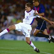 2001-2002 : Barcelone-Lyon (2-0)