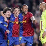 2008-2009 : Barcelone-Lyon (5-2)