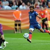 France-Angleterre Elodie Thomis