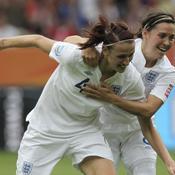 France-Angleterre Jill Scott