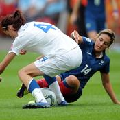 France-Angleterre Louisa Necib 1