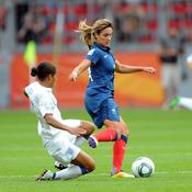 France-Angleterre Louisa Necib