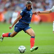 France-Angleterre Marie-Laure Delie