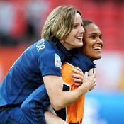France-Angleterre Sonia Bompastor-Marie-Laure delie