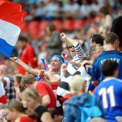 France-Angleterre Supporters