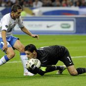 France-Bosnie, Lloris