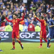 Victoire de l'Espagne