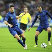 France-Japon : Benzema-Giroud