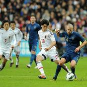 France-Japon : Ménez