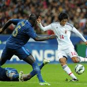 France-Japon : Sakho