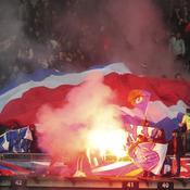 France-Japon : Ultras