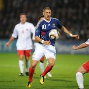 France-Luxembourg Benzema