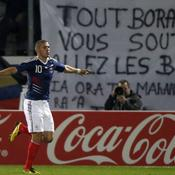 France-Luxembourg Joie Benzema