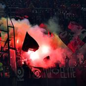 Supporters albanais