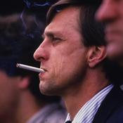 Cruyff, coach-fumeur