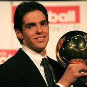 Kaka Ballon d'Or