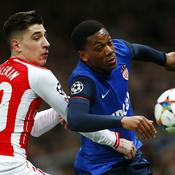 Ligue des champions 2014-15 : Arsenal-Monaco 1-3