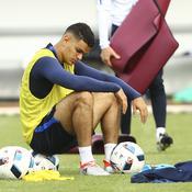 12 mai - Annonce de la liste des 23 pour l'Euro 2016 (Hatem Ben Arfa)
