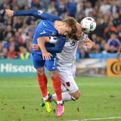 15 juin - France-Albanie (Antoine Griezmann)