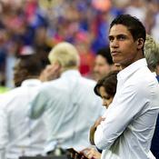 24 mai - Raphael Varane déclare forfait pour l'Euro 2016