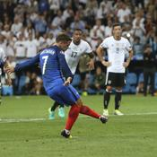 7 juillet - France-Allemagne (Antoine Griezmann)
