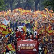 Espagne, héros