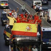 Espagnols, bus