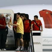 Luis Aragones-Iker Casillas
