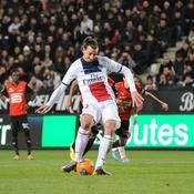Rennes-PSG : Penalty Ibrahimovic