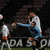 Nice-Montpellier : Ospina