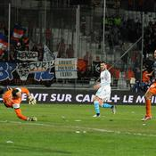 OM-Montpellier : But Gignac