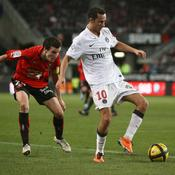 Rennes-PSG, Nenê