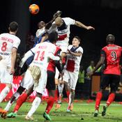 Guingamp-PSG : but Alex