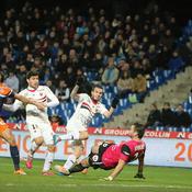 Montpellier-Nice : réduction du score