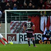 Reims-Toulouse Penalty Courtet