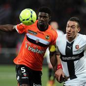 Lorient-Rennes Ecuele Manga