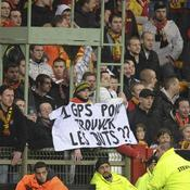 Lens-Toulouse, supporters