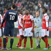 Reims-PSG : Rouge