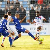 Bastia-OL : Khazri