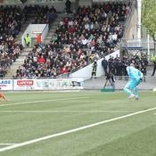 Lorient-ASSE : But Robert