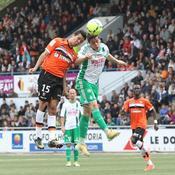 Lorient-ASSE : Duel