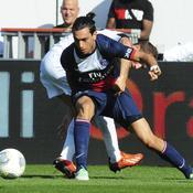 Javier Pastore face à Lionel Mathis