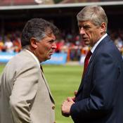 Wenger et David Dein