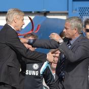 Wenger et José Mourinho