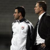 Christophe Galtier et Alain Perrin