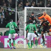 ASSE-Lorient Ruffier